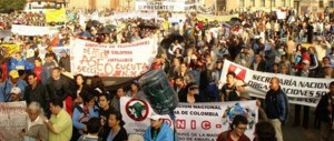 Colombian water protest 2-2