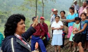 Berta Caceres, Honduras
