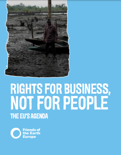 Report - Rules for business rights for people