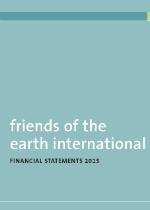 Financial statements 2015