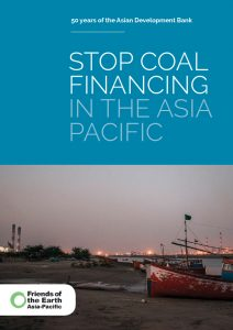 Stop_financing coal in Asia Apcific_report_cover