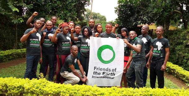 Amigos de la Tierra Camerún/CED