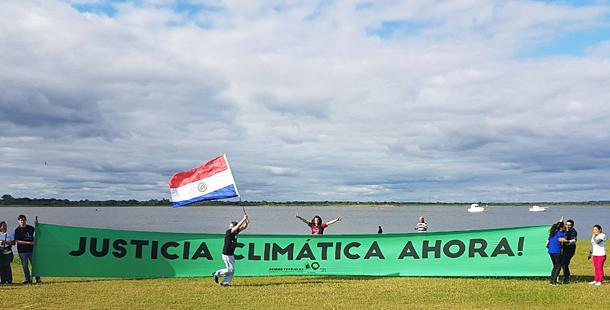 Amigos de la Tierra Paraguay/ Sobrevivencia