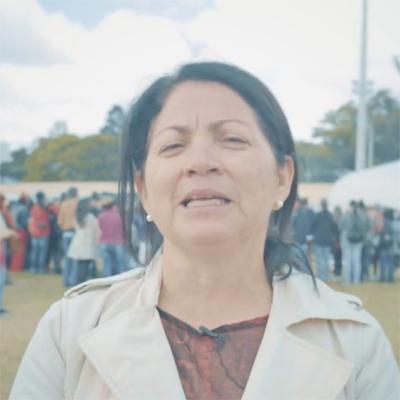 Silvia Quiroa, CESTA / Amigos de la Tierra El Salvador
