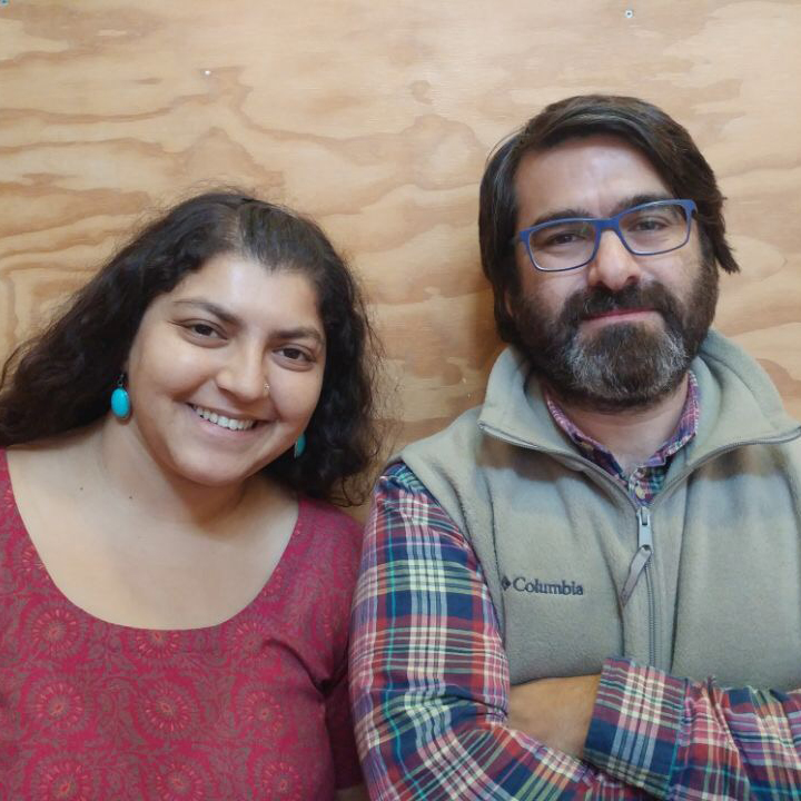 Dipti Bhatnagar and Martín Drago, Climate and Energy Justice & Food Sovereignty Programs.