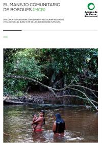 El Manejo Comunitario de Bosques image