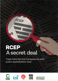 The full Regional Comprehensive Economic Partnership (RCEP) can be downloaded here
