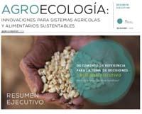 Agroecología resumen ejecutivo