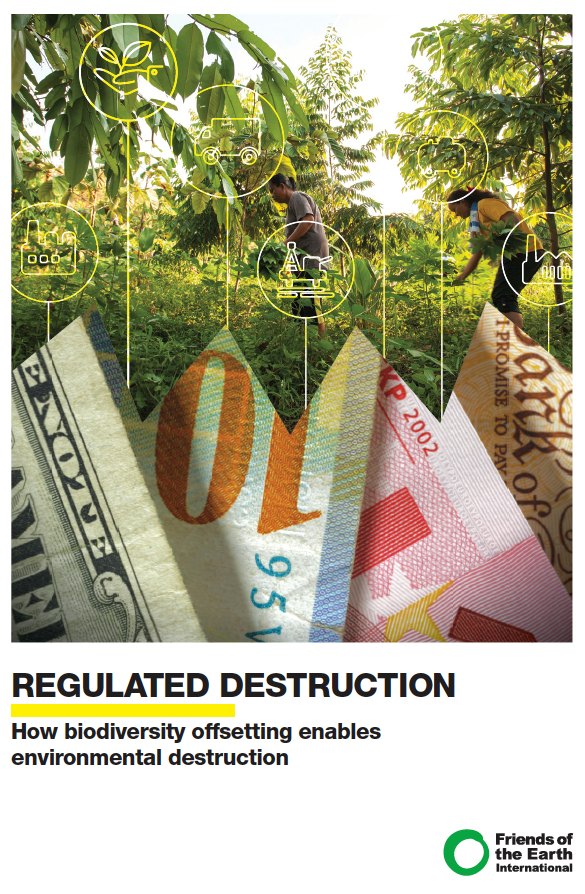 Regulated Destruction report English