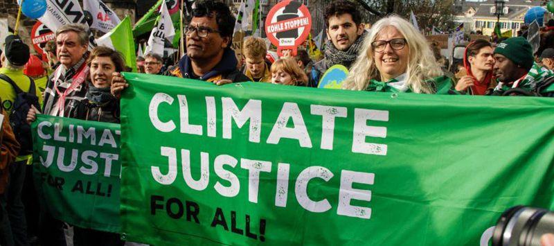 FoE action COP 21
