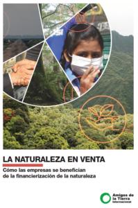 Naturaleza en Venta informe