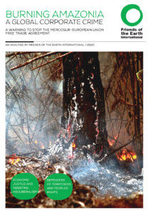 Burning Amazonia_Friends of the Earth International_EN_cover page