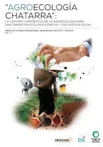 Agroecologia Chatarra ATI TNI Crocevia portada ESP