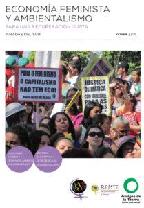 economia feminista y ambientalismo publicación portada